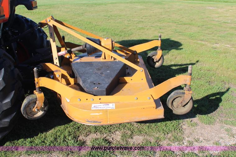 Woods Finish Mower : Woods rd finish mower no reserve auction on