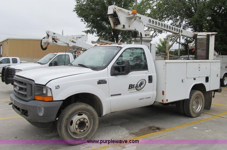 F550 bucket truck4x4 manual trassmitions g6524 jpg 2001 ford f550