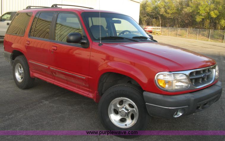 2004 ford explorer purple - photo #11