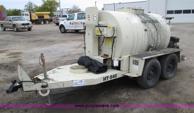 2004 Ingersoll Rand Ht540l Pot Hole Patcher No Reserve