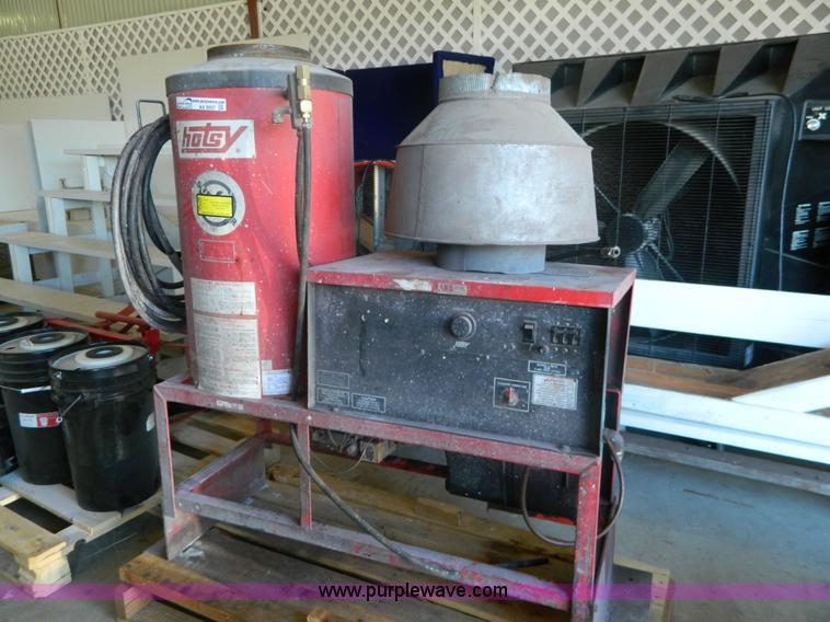 hotsy 994a pressure washer