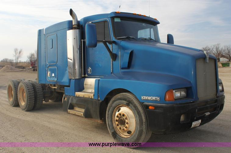 Truck And Trailer Auction In Moore Oklahoma By Purple