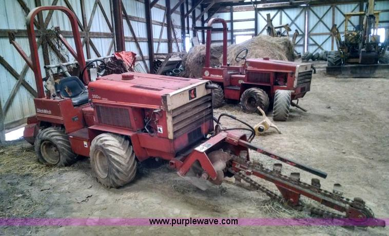AV9986 construction equipment auction in holt, missouri by purple wave Ditch Witch 3700 at readyjetset.co