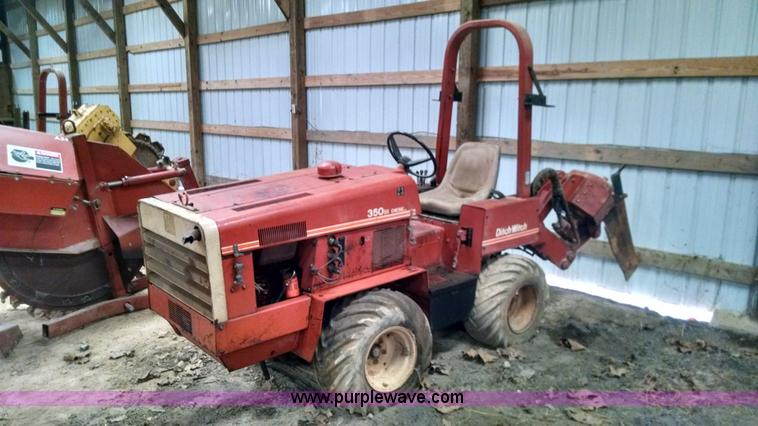 AV9987 construction equipment auction in holt, missouri by purple wave Ditch Witch 3700 at readyjetset.co