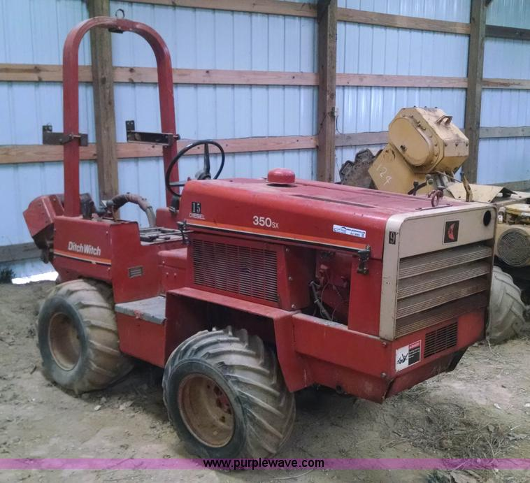 AV9993 construction equipment auction in holt, missouri by purple wave Ditch Witch 3700 at readyjetset.co
