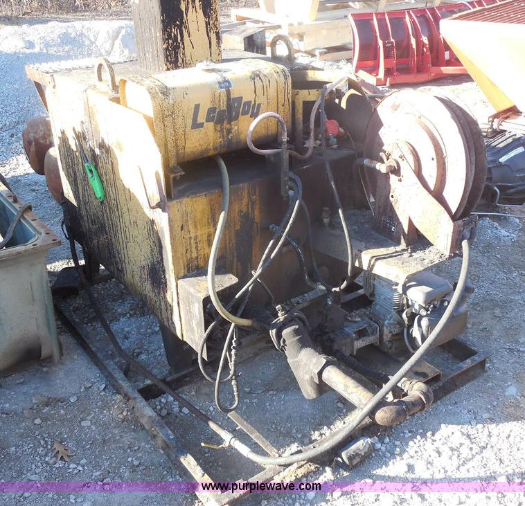 Construction Equipment Auction In Holt Missouri By Purple Wave