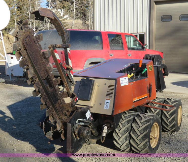 K7020 construction equipment auction colorado auctioneers association Ditch Witch 3700 at readyjetset.co