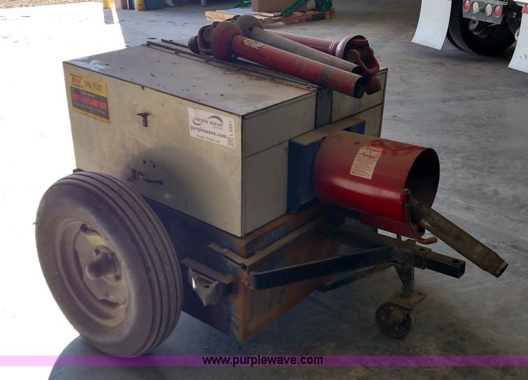 Tractor Pto Dynamometer : A w tru test tractor dynamometer no reserve auction on