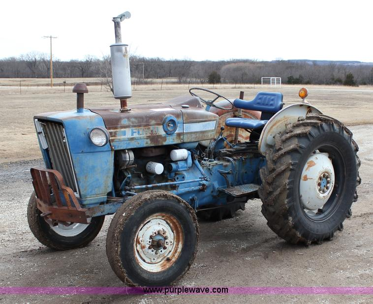 Ford 3600 Tractor Manual : Ag equipment auction in by purple wave inc