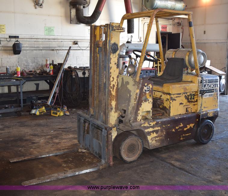 Caterpillar T50b Forklift Manual