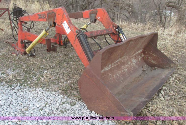 Ford Tractor Hydraulic Control Levers : Ford tractor loader no reserve auction on wednesday