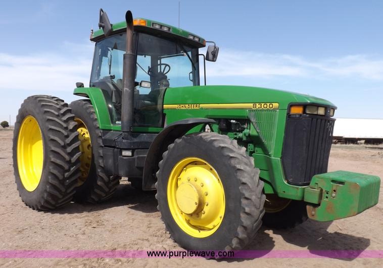 Front Fenders For John Deere 8300 : Ag equipment auction in by purple wave inc