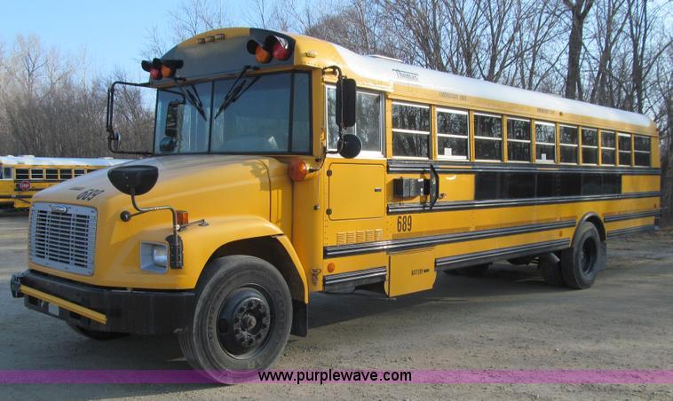 Government Auction In Osborne Kansas By Purple Wave. 2004 Freightliner Fs65 School Bus '. Freightliner. Freightliner Fs65 Heater Wiring At Scoala.co