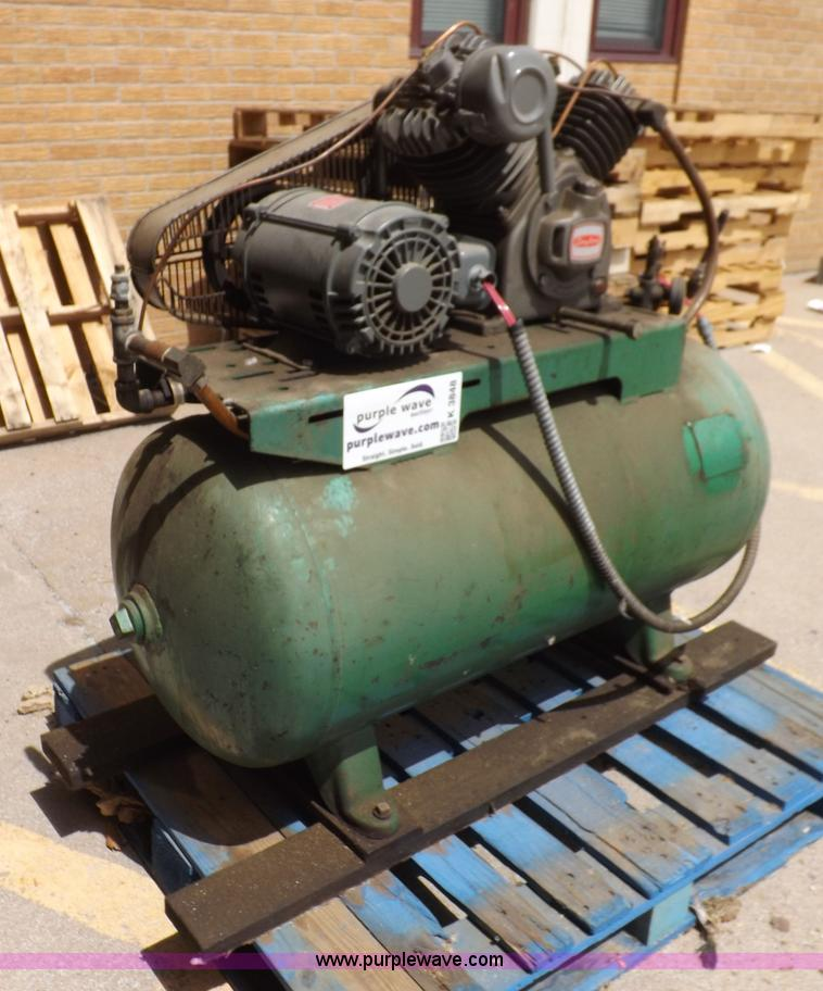 Dayton 3z960 air compressor no reserve auction on for Dayton air compressor motor