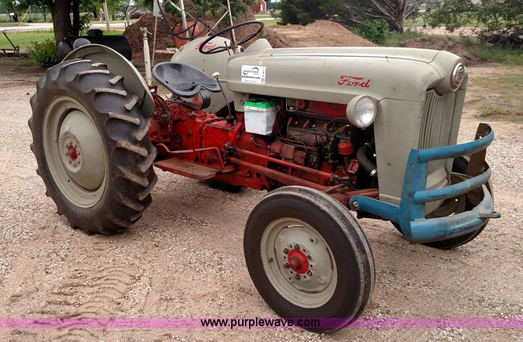 Ford Golden Jubilee Hydraulics : Ag equipment auction in emporia kansas by purple wave