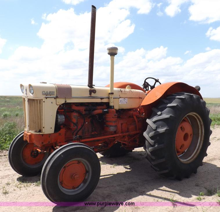 1959 case 900b tractor