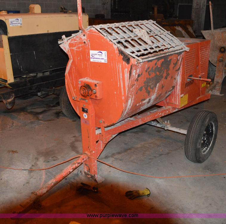 Essick mortar mixer no reserve auction on wednesday for Essecke roller