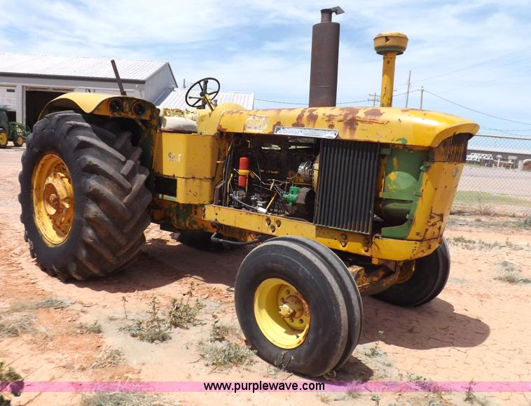 Jd 2010 Industrial Tractor : Wednesday july vehicles and equipment auction in by