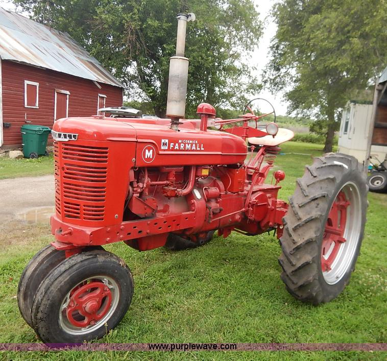 Farmall H Flywheel : Vehicles and equipment auction in by purple wave