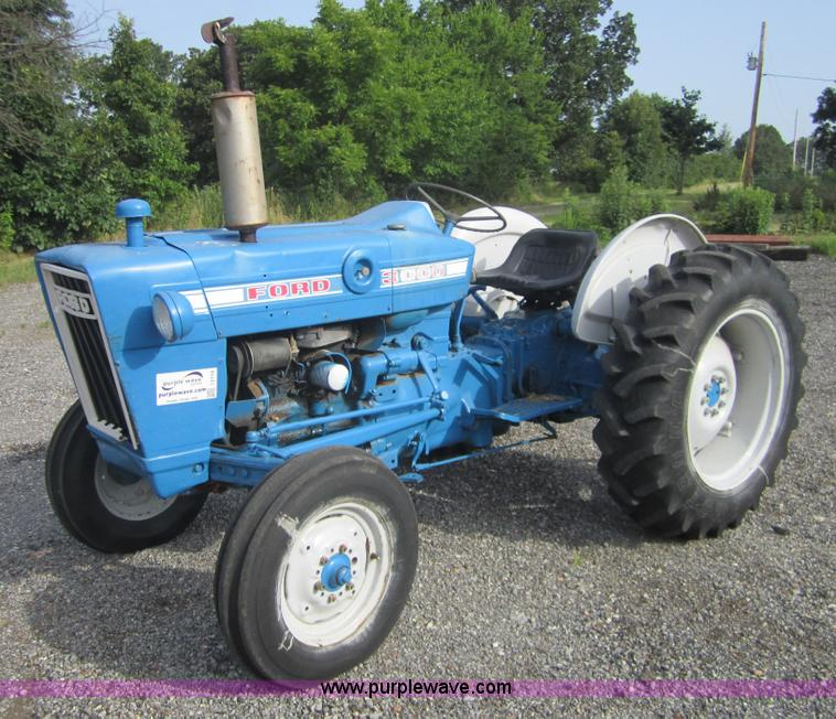 Ford 3000 Tractor Generator : Ford tractor no reserve auction on wednesday
