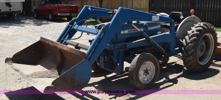 Ford 2000 Tractor Automatic Transmission : Auction listings in auctions purple wave inc