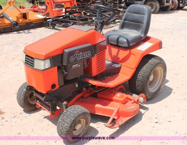 Ariens 20 Hp Lawn Tractor : Vehicles and equipment auction in salina kansas by purple