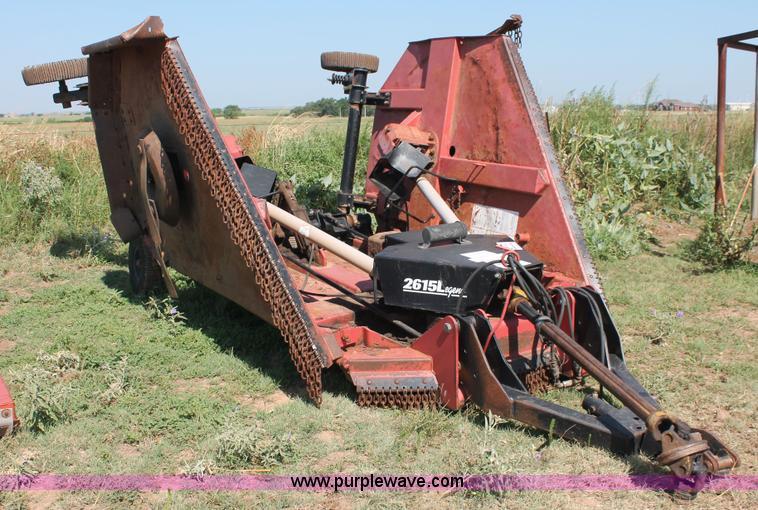 Brush Hog Chains : Bush hog legend batwing rotary mower no reserve