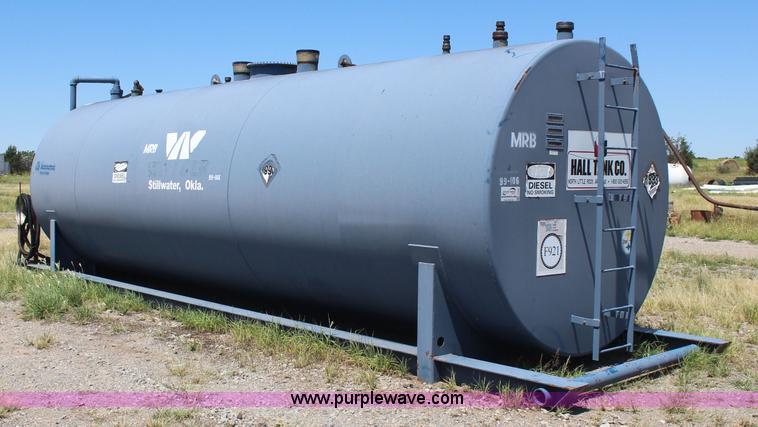 Construction Gas Tank : Thursday september construction equipment auction in