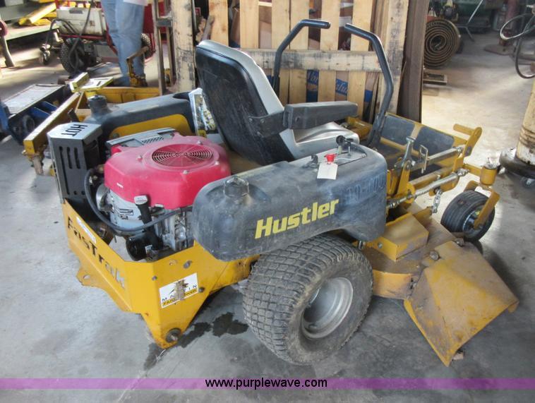 Slut!! Hustler lawn mower battery