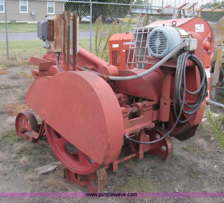 Milwaukee No 1 Rebar Shear No Reserve Auction On