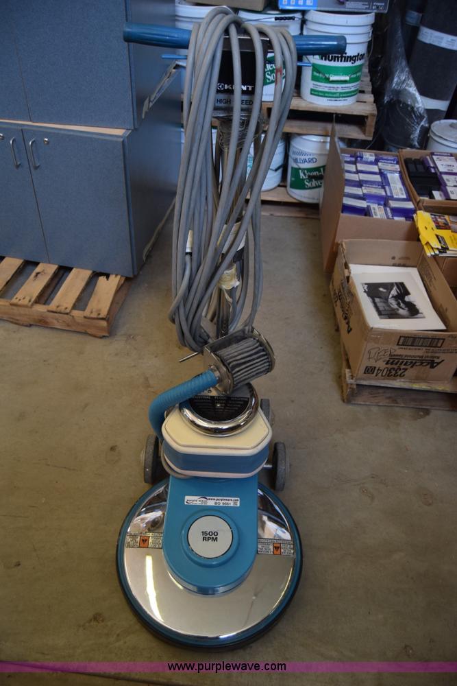 kent floor machine