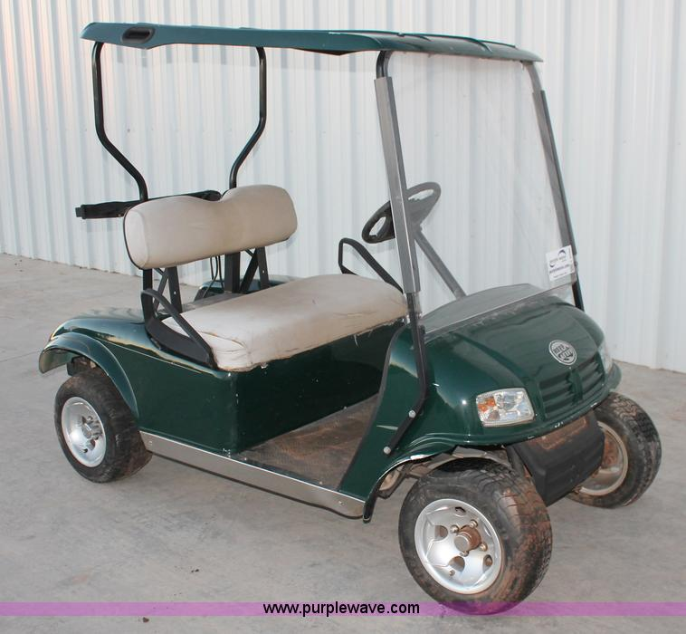 electric vehicles ruff tuff electric vehicles Ruff 2 Cruiser Golf Cart