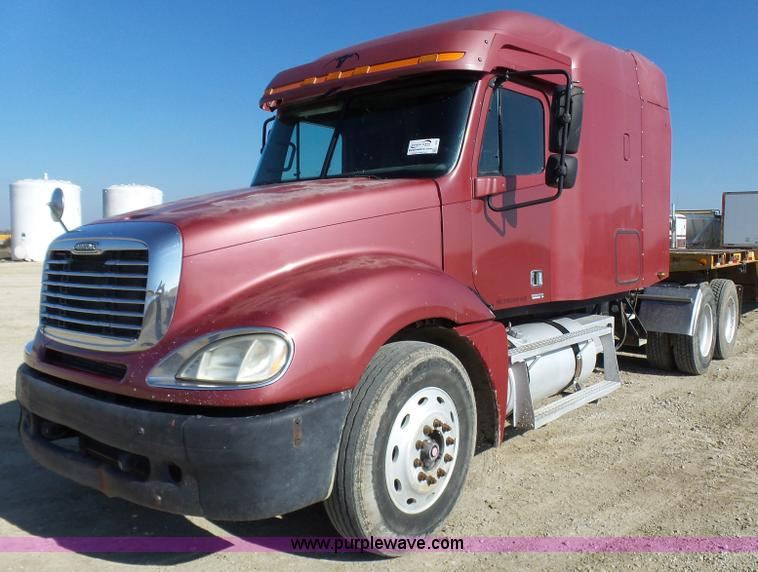 Truck And Trailer Auction In Browning Missouri By Purple