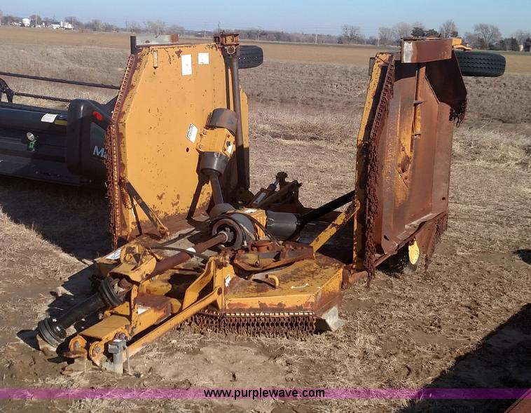 Woods Pto Shaft : Woods rotary mower no reserve auction on wednesday