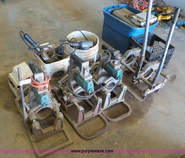 pipe fusing machine