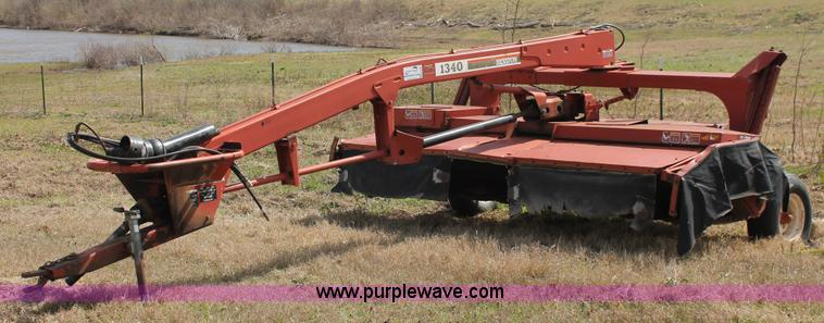 ag equipment auction in leon kansas by purple wave auction rh globalauctionguide com Hesston 1340 Disc Mower Parts hesston 1340 parts manual