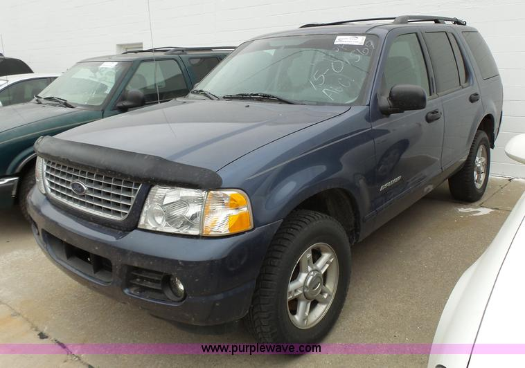 2004 ford explorer purple - photo #19