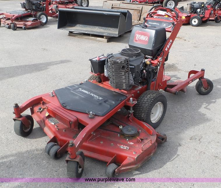 Lawn Mower Turbocharger : Tri state bobcat turf equipment auction in burnsville