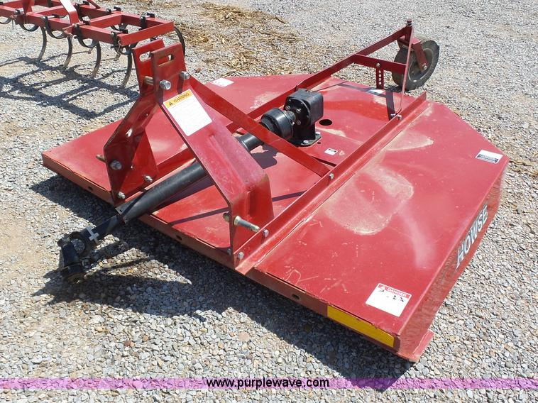 Howse Brush Hog : Auction listings in auctions purple wave inc