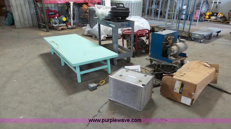 Demolition Interior Specialist Business Liquidation Auction In Kansas City Missouri By Purple