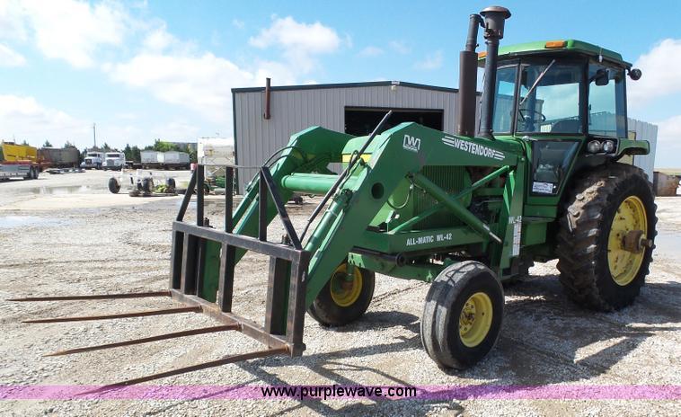 John Deere 4440 Rim : Ag equipment auction in sublette kansas by purple wave