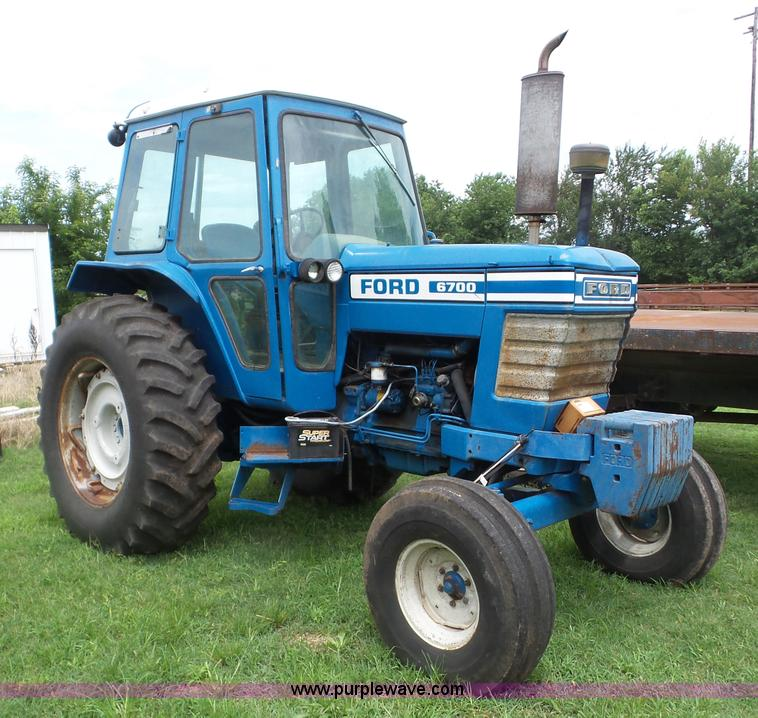 Ford 2000 Tractor Automatic Transmission : Vehicles and equipment auction in everest kansas by