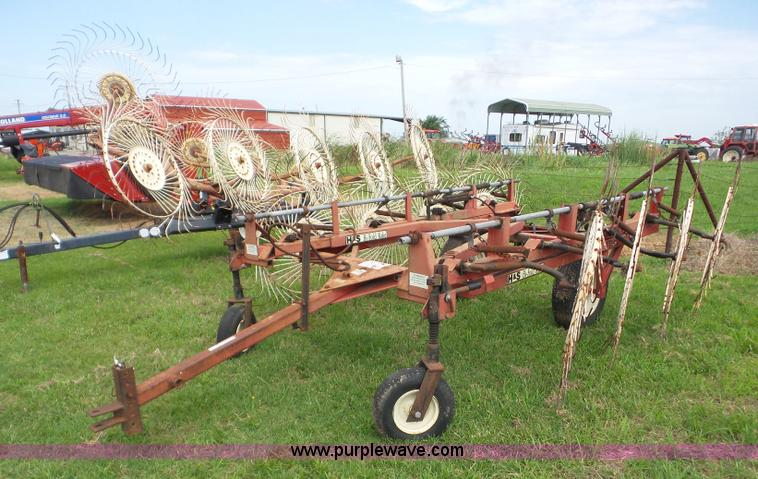 Ih 35 Rake Parts : Ag equipment auction in mclouth kansas by purple wave