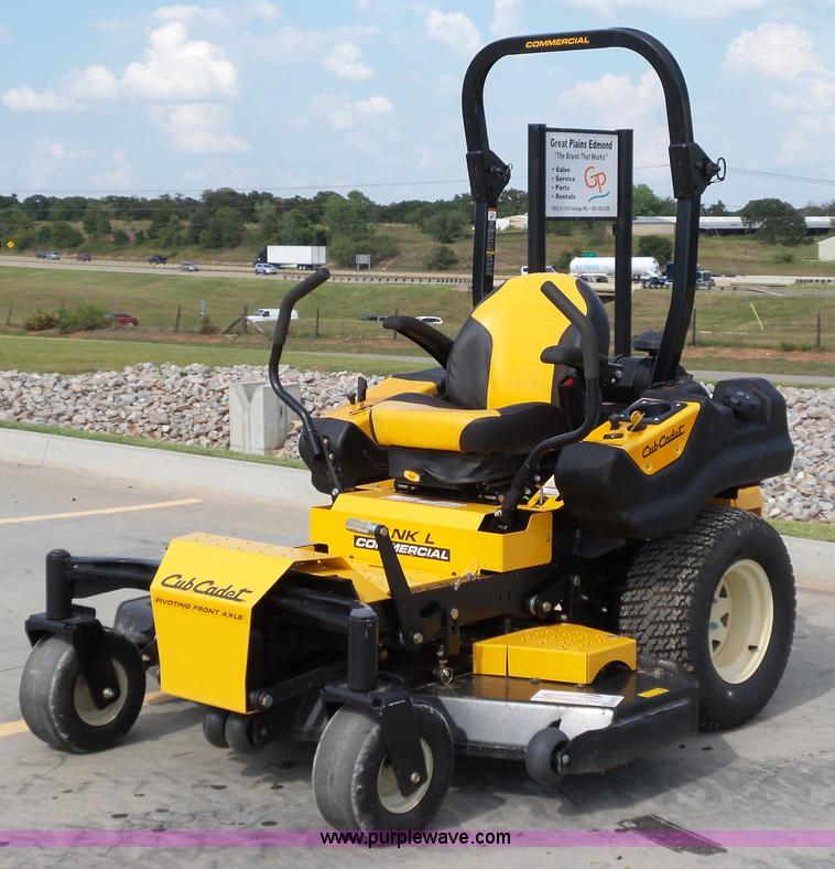 Cub Cadet Tank : Vehicles and equipment auction in wichita kansas by
