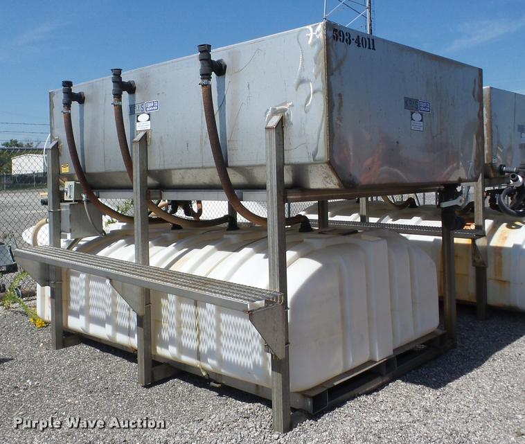 2001 Kois Ice Eliminator 2650 salt brine maker