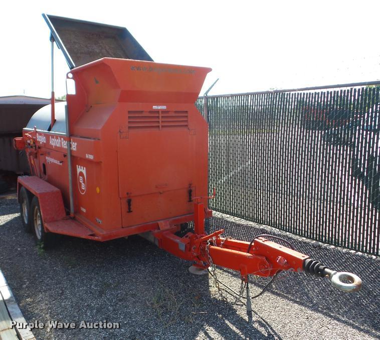2007 Bagela BA7000F asphalt recycler