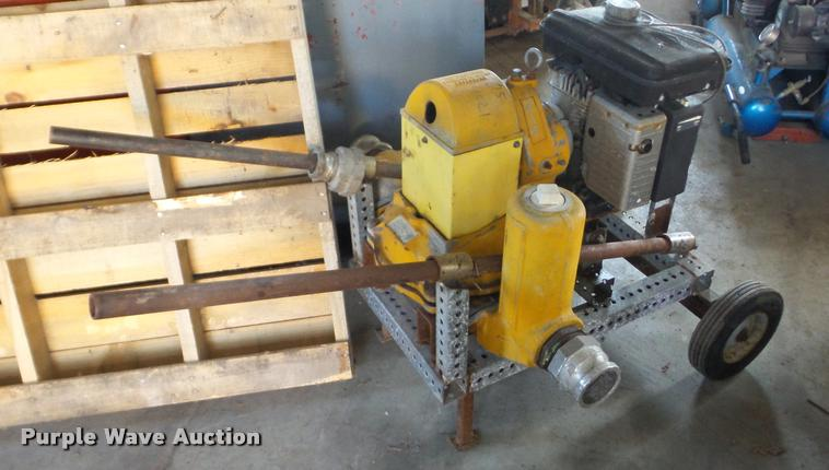 2001 Teel 3P613B pump