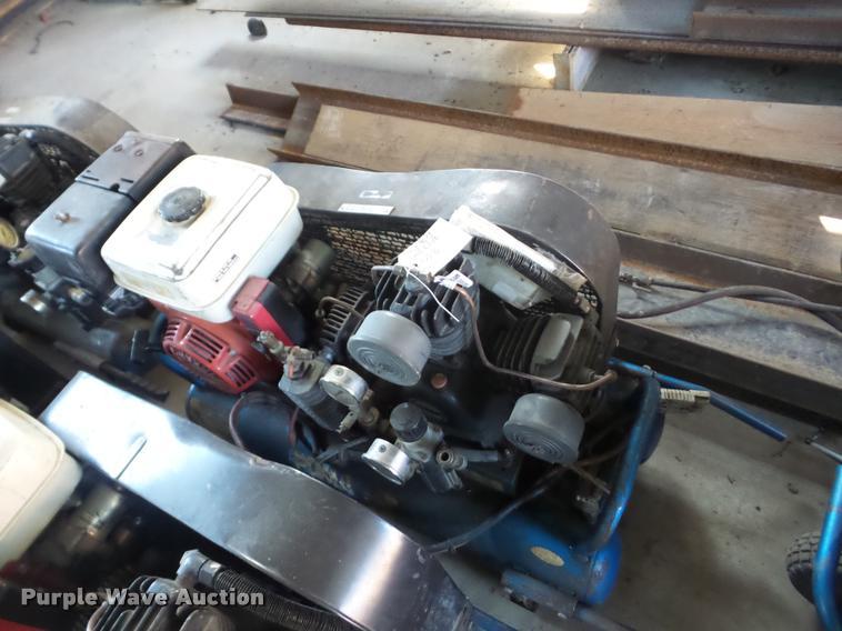 2003 Puma TUE8008GE air compressor