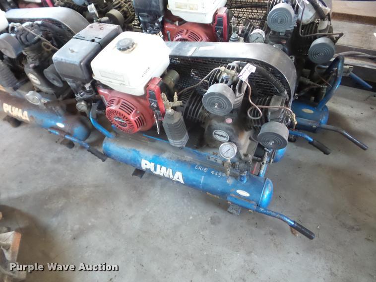 2002 Puma TUE80086 air compressor
