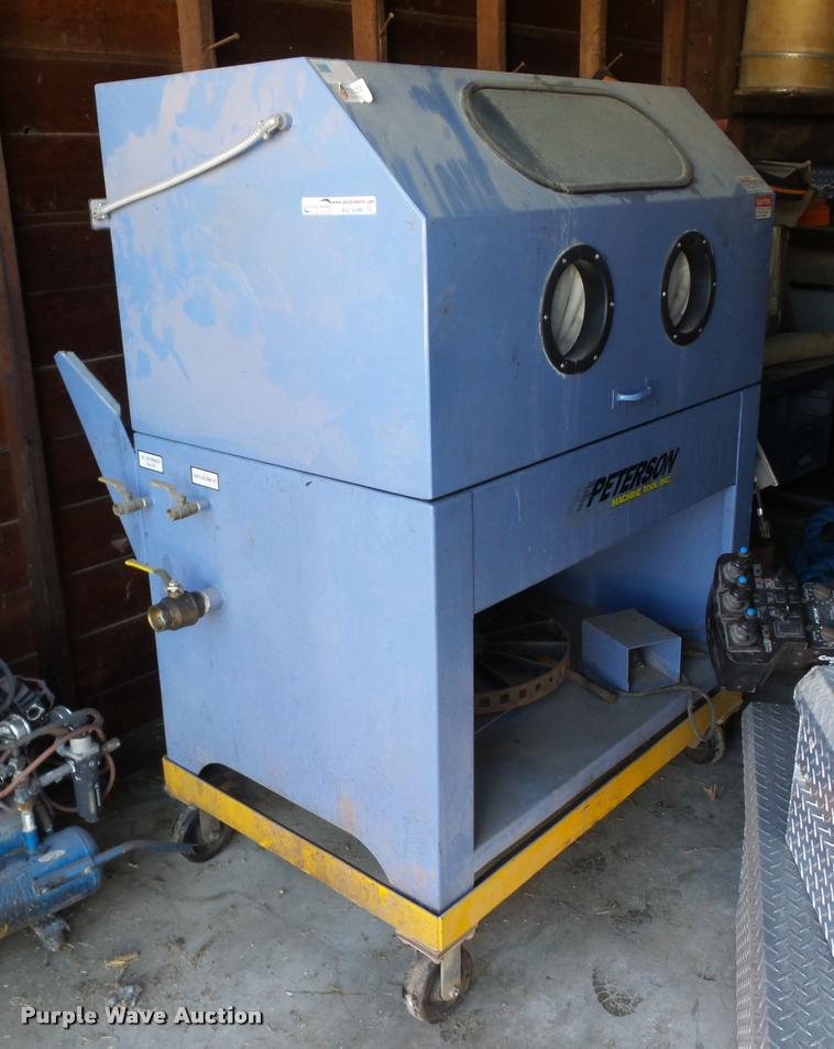 2008 Peterson PB20 parts washer